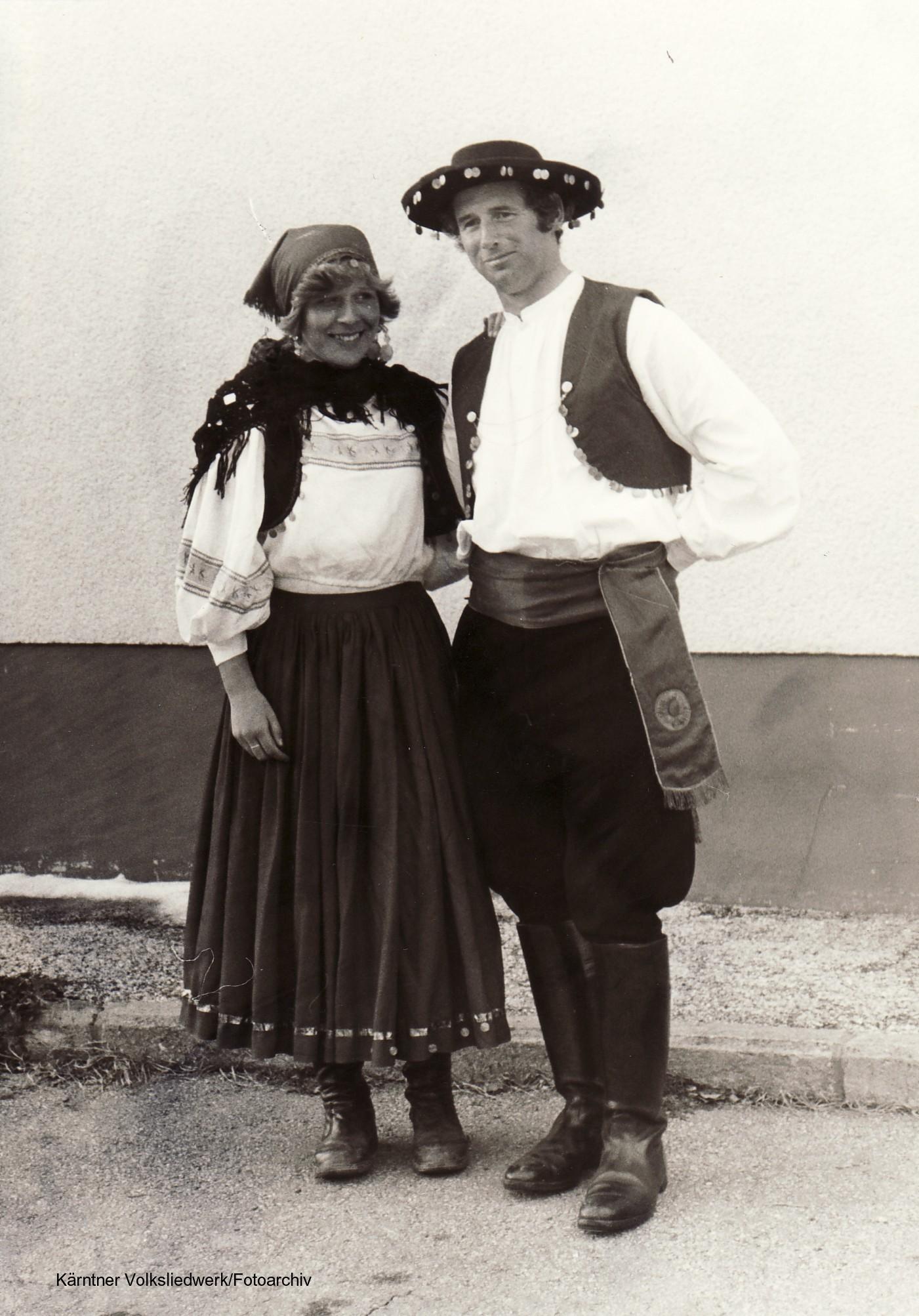 Zigeunerpaar