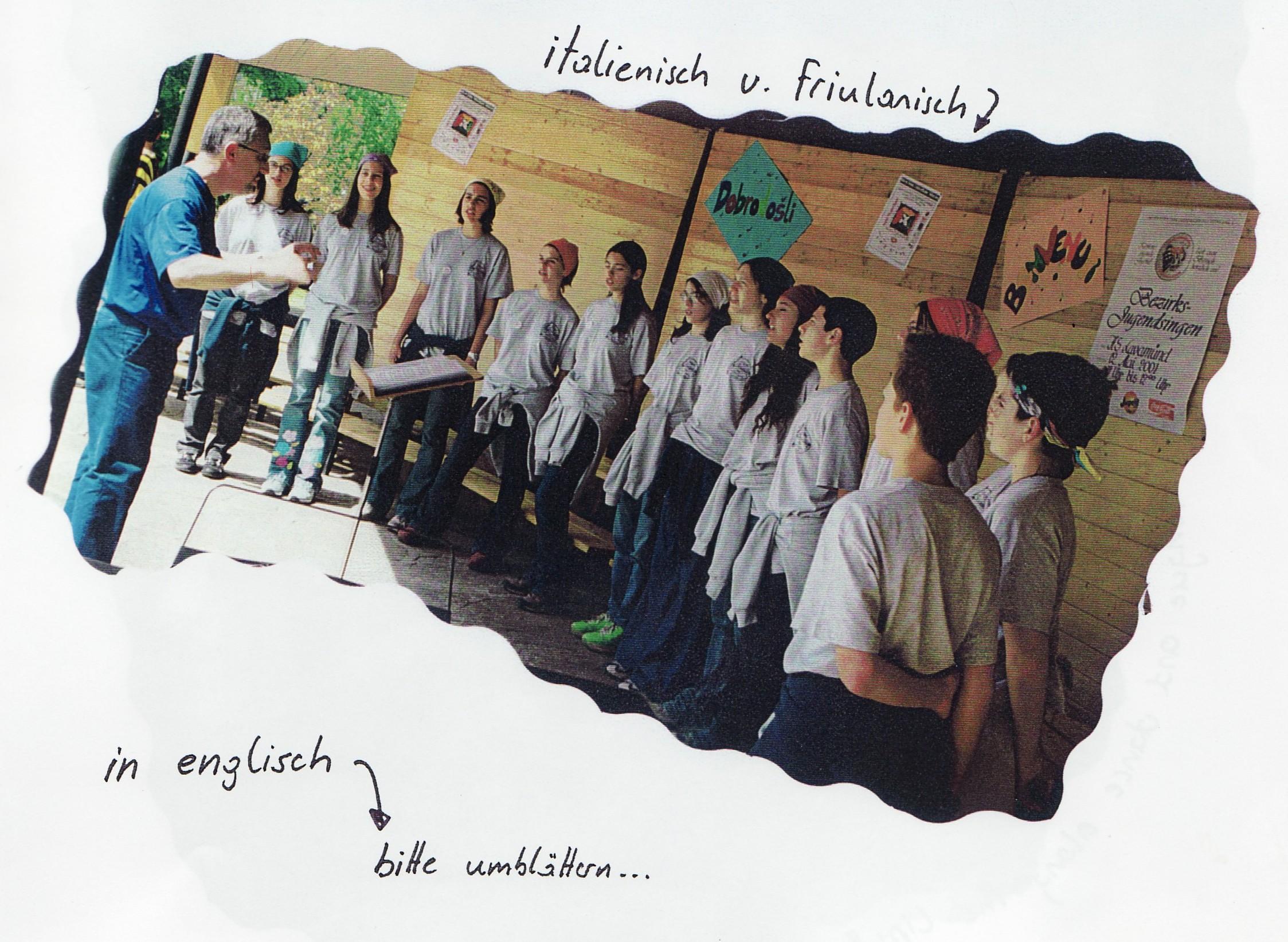HS Lavamünd Klasse 1a